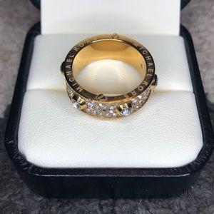 Women's Size 8 Michael Kors Ring